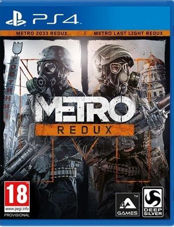 Metro Redux on PS4/XB1 for £24.75 @ Gameseek (£27.74 Delivered)