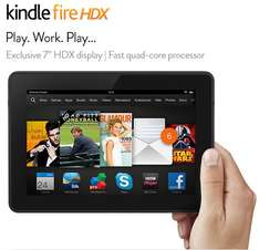 kindle HDX 7 16gb wifi 6 month warranty  delivered - £59.99 @ Cash Generator