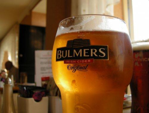 6 pints of bulmers 6.99 @ NISA