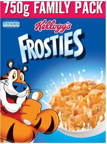 Kellogg's Frosties (750g) ONLY £2.00 @ Asda