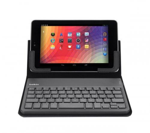 "£19.91, Save  £40.08, BELKIN 7"" Bluetooth Keyboard Case @ PC World"
