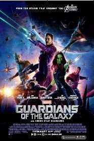 Imax regional premiers Guardians of the Galaxy - Show Film First