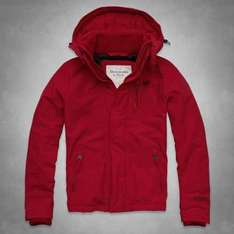 Mens All Season Jacket £36.99 with free delivery @ Abercrombie & Fitch