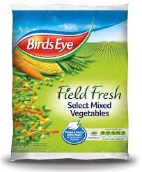 Birds Eye Field Fresh Mixed Vegetables 690g @ Morrisons £1.00