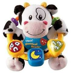 V Tech Baby Moosical Beads £5.50 @ Amazon (free delivery £10 spend/prime/locker)
