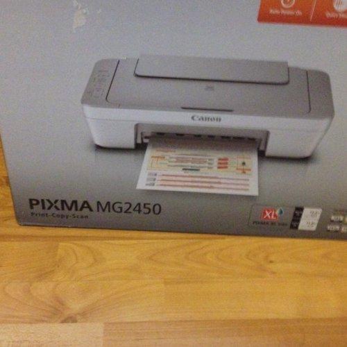Canon pixma mg2450 printer £30  at Wilko