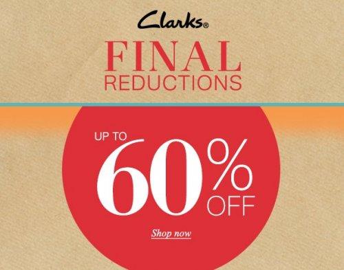 Clarks SALE on amazon