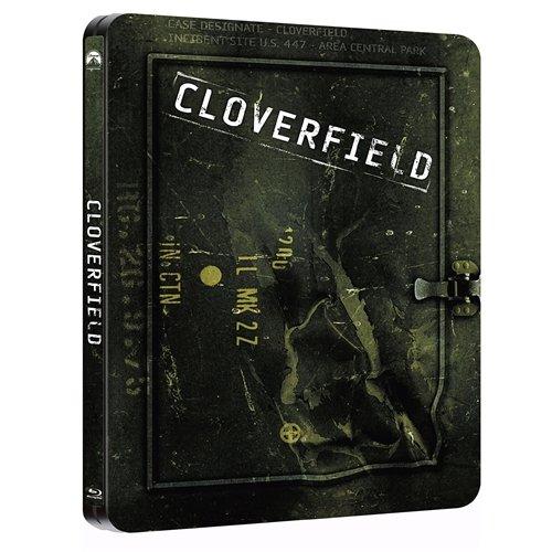 Cloverfield (2008) BLU-RAY steelbook £4.84 at play/linkent