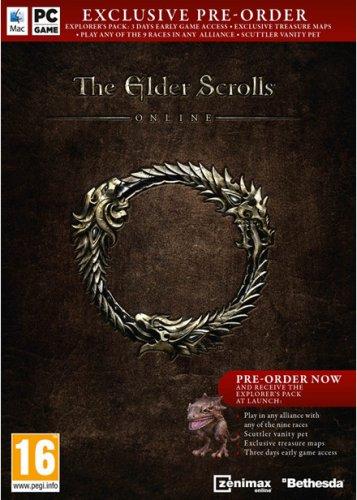 The Elder Scrolls Online (Inc Explorer's Pack)£9.99 Delivered @ Base