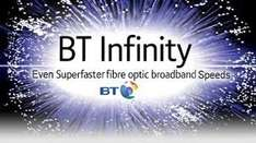 BT Infinity 2 half price for 6 months £13pm then £26pm