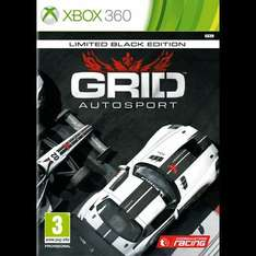GRID Autosport Black Edition (PS3 / Xbox 360) £26.99 @ Game (Online)