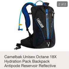 Camel Bak bag with reservoir £21.98 del @ sportsdirect_outlet Ebay