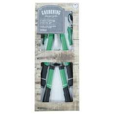 Half price 4 piece garden cutting set only £4.50 @ Tesco. Free C&C