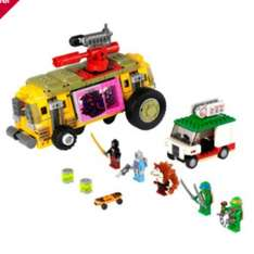 Lego Teenage Mutant Ninja Turtles Shellriser Street Chase  @ Boots