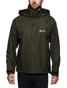 Berghaus Men's RG1 Jacket Color: Highland Green(Last Color)