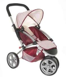 silver cross dolls pram £16.10 free delivery  @Amazon