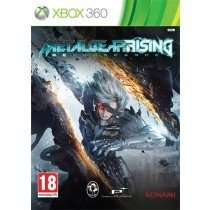 Metal Gear Rising Revengeance Xbox 360, new for £6.95 delivered, The Game Collection