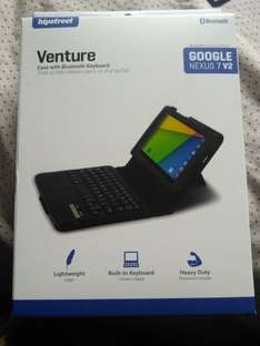 Hipstreet Asus Nexus 7 (2013/FHD) accessories from 0.99p in Home Bargains Newport road cardiff