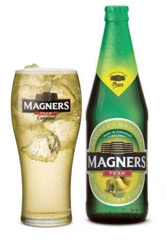 Magners Pear & Original Cider 568ml £1.25 Bottle @ Tesco
