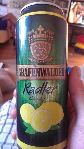 grafenwalder radler cloudy 49p @ lidl. lidls version of fosters radler but with 2.5% alc