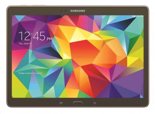"Samsung Galaxy Tab S 10.5"" 16gb WiFi Titanium Bronze for preorder - £324.99 @ Expansys"