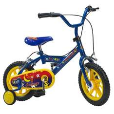 """Childs 12"""" rocket bike 25.99 smyths toy online and in store"""