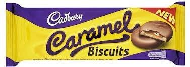 Cadburys Caramel Biscuits @ Home Bargains Stafford - 49p