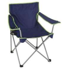 Folding camping chairs now £4.50 instore @ Tesco