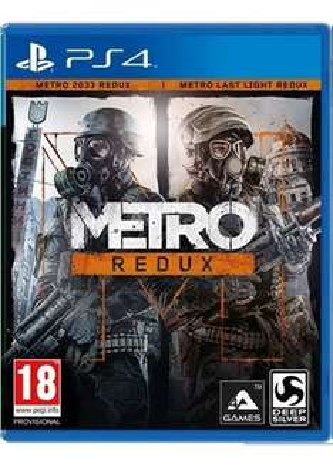 Metro Redux PS4/Xbox One £26.99 Base.com