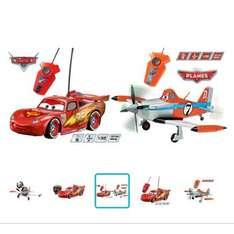 Remote Control Dusty & Lightning McQueen Twin Pack £14.99 @ Argos instore