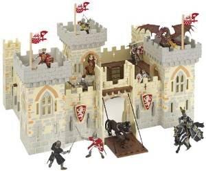 Papo Weapon Master Knight Castle @ amazon £16.99