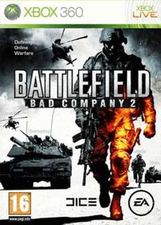 Xbox 360 Battlefield Bad Company 2 (Pre-owned) £1.50 @ Game