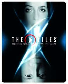 The X Files: Fight the Future / The X Files: I Want to Believe - Limited Edition Steelbook (Blu-ray) £7.99 @ Play.com/ Fox Direct