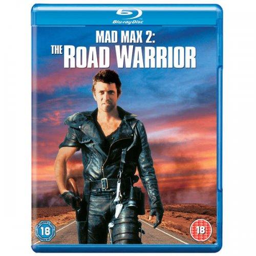Mad Max 2- The road warrior BLU-RAY £1.99 at base