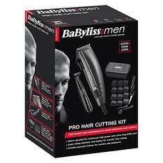 (Amendment Now Scanning at £8.00) - Babyliss for Men 7447BU PowerGlide Pro Clipper 21 Piece £12 Tesco INSTORE