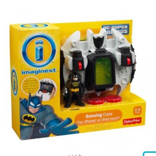 Fisher Price Imaginext Batman Batwing IPhone Case @ argos