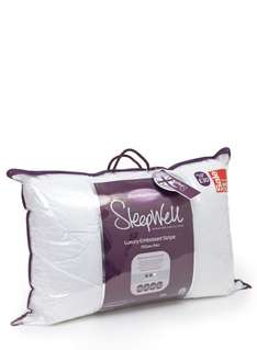 50% off Slumberdown Sleepwell Pillow Pair (Was £30, NOW £14.99) @ BHS (£18.94 Delivered or Free Click & Collect)