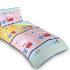 childs single duvet set @ amazon and dispatched from and sold by House Keeping £3.97 + £2.95 p&p