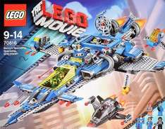 LEGO Movie Benny's Spaceship 70816 £53.99 (RRP £79.99) at Tesco Direct FREE Click & Collect