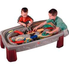 Step2 Deluxe Canyon Road Train Track and Table £84.99 at Argos