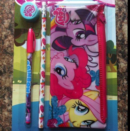 My Little Pony pencil case set £1 @ Poundland