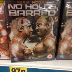 No holds barred (Hulk Hogan Wwf Wwe) dvd instore @ poundland