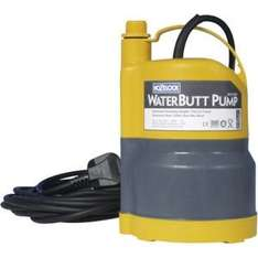 Hozelock water butt pump £39.99 Homebase