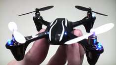 New Version Upgraded Hubsan X4 V2  2.4G 4CH RC Quadcopter - £27.49 Sold by sHopHob and Fulfilled by Amazon