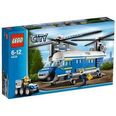 Lego City Helicopter - 4439 - £17.50 @ Asda Direct