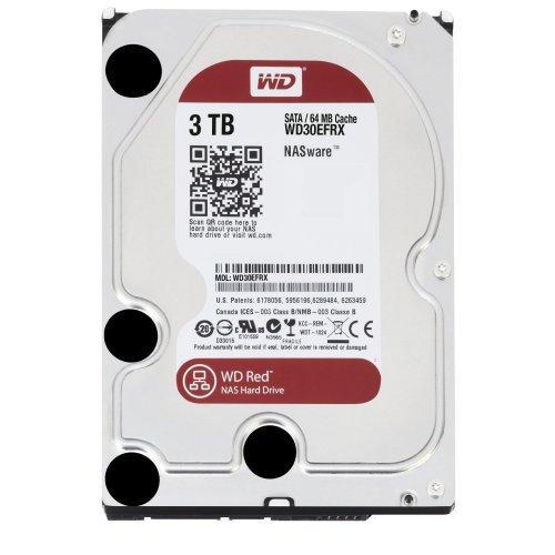 "Western Digital RED 3TB SATA III 3.5"" Hard Drive 4 Year warranty £89.29 Delivered @ Amazon"