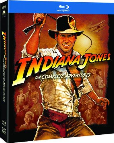 £34.20 Indiana Jones The Complete Collection [Blu Ray] £34.20 @ Amazon