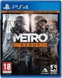 Metro Redux (PS4/Xbox One) £23.59 (free p+p) @ WOW HD