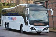 glasgow to manchester airport from £13.70 @ National Express
