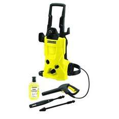 Karcher K4 Water Cooled Pressure Washer + T250 Patio Cleaner £167.00 @ Wickes
